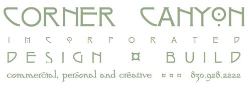 Corner Canyon Incorporated – Design Build